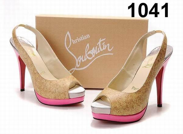 rencontrer 10e07 bc567 acheter chaussures louboutin pas cher