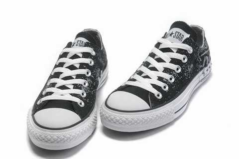 converse fourree homme