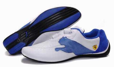 chaussure puma fille intersport
