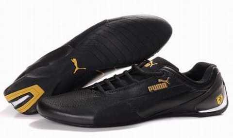 nouvelle arrivee 48d28 62715 chaussure puma noir et blanche,chaussure securite legere