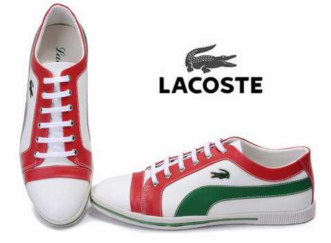 chaussures Discount Lacoste Prix Chaussures Club DW2HE9I