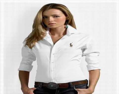 Chemises Ralph Lauren Femme,Chemises Ralph Lauren promo,Chemises