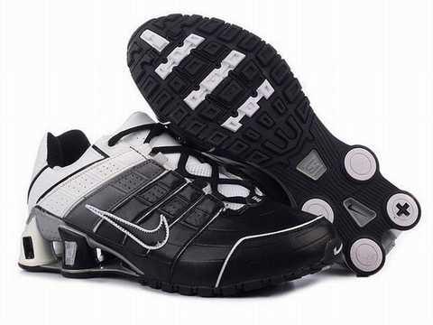 chaussure nike shox pas cher