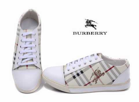 b5c5dc2eec7 Baskets Burberry Homme