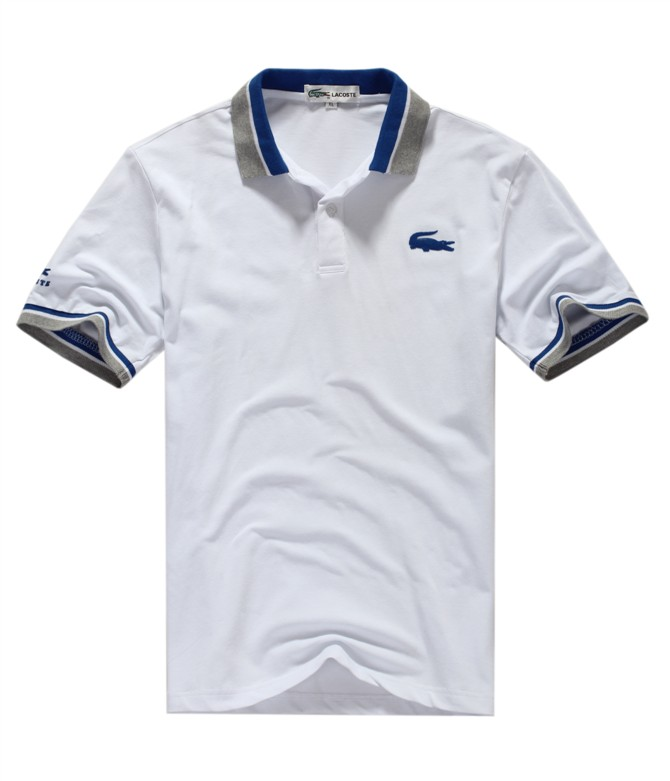 Lacoste Men's Short Sleeve Classic Pique Slim Fit Polo Shirt, Rill Light Blue, 4 Symbol of relaxed elegance since , the Lacoste brand, backed by its authentic roots in sports, offers a unique and original universe through the medium of a large range of products for men, women and children.